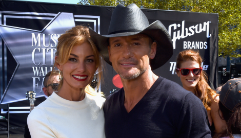 Tim McGraw and Faith Hill Pay Off $5k in Layaways at Florida Walmart