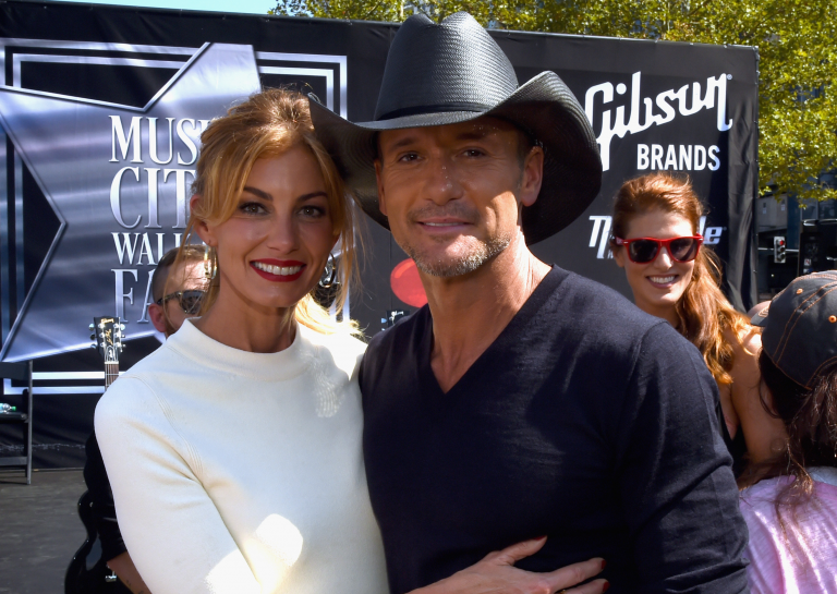 Tim McGraw, Faith Hill and Thomas Rhett to Present at 59th Annual GRAMMY Awards