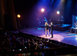 Tim McGraw and Faith Hill Bring the Heat to Sold-Out Ryman Show