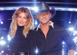 See a Sneak Peek of Tim McGraw and Faith Hill on 'The Voice'