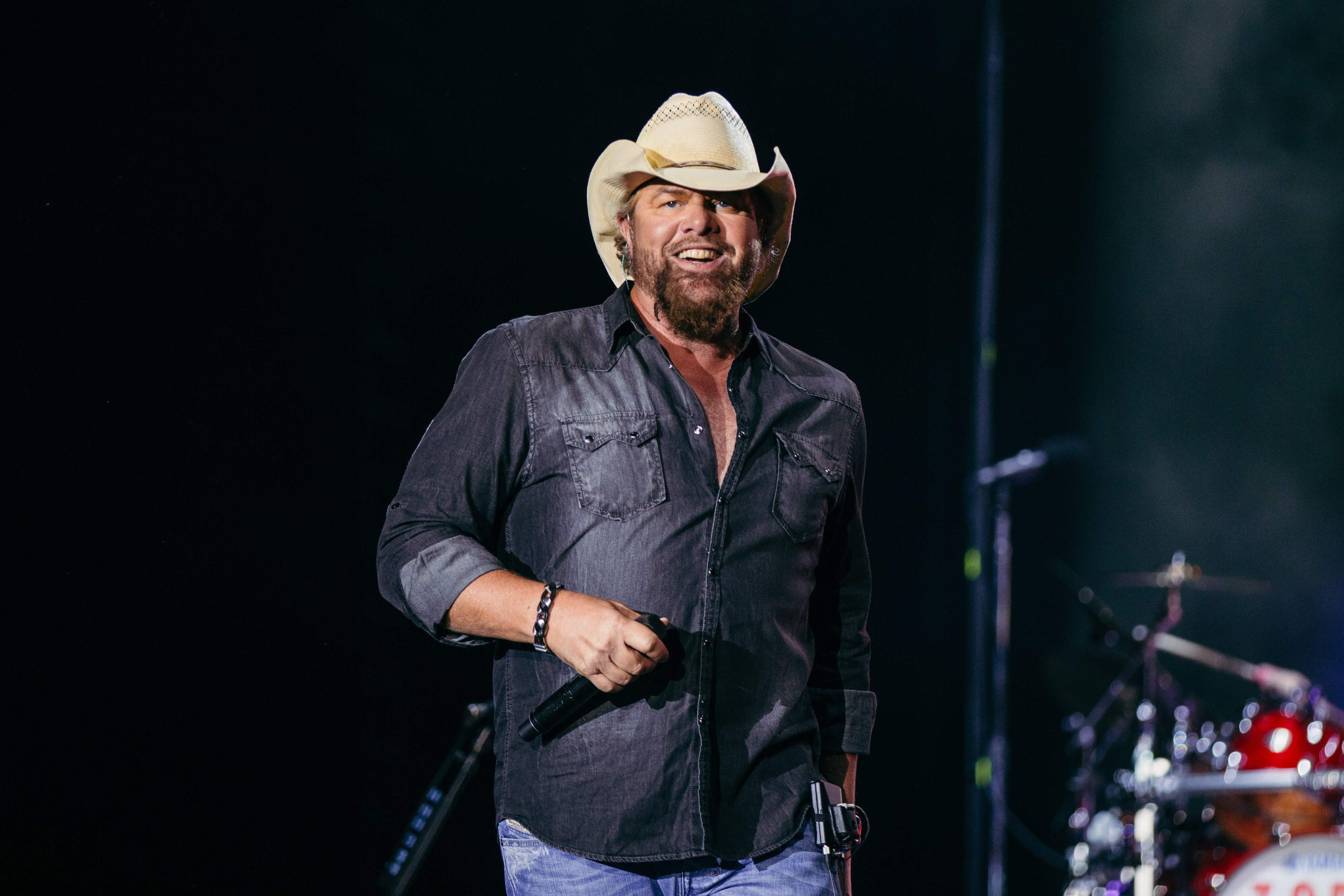 Toby Keith Announces New Album, 'The Bus Songs'