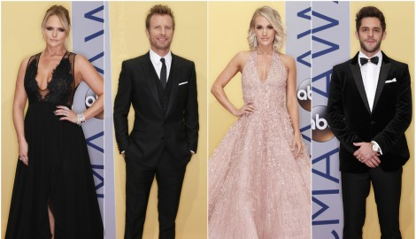 50th Annual CMA Awards: Best and Worst Dressed