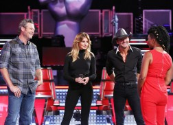 RECAP: 'The Voice' Knockout Rounds Conclude