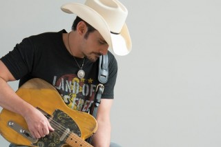 Brad Paisley Shares Story Behind Johnny Cash Co-Write