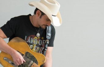 Brad Paisley Announces New Album