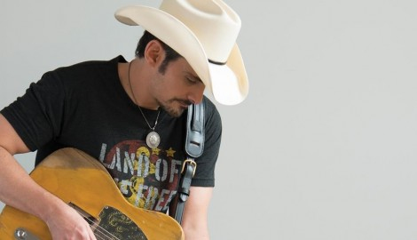 WIN A Signed Copy of Brad Paisley's 'Love and War'