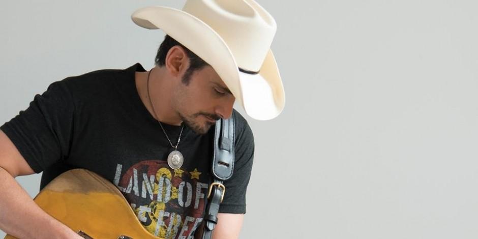 Brad Paisley Shares Story Behind Johnny Cash Co-Write