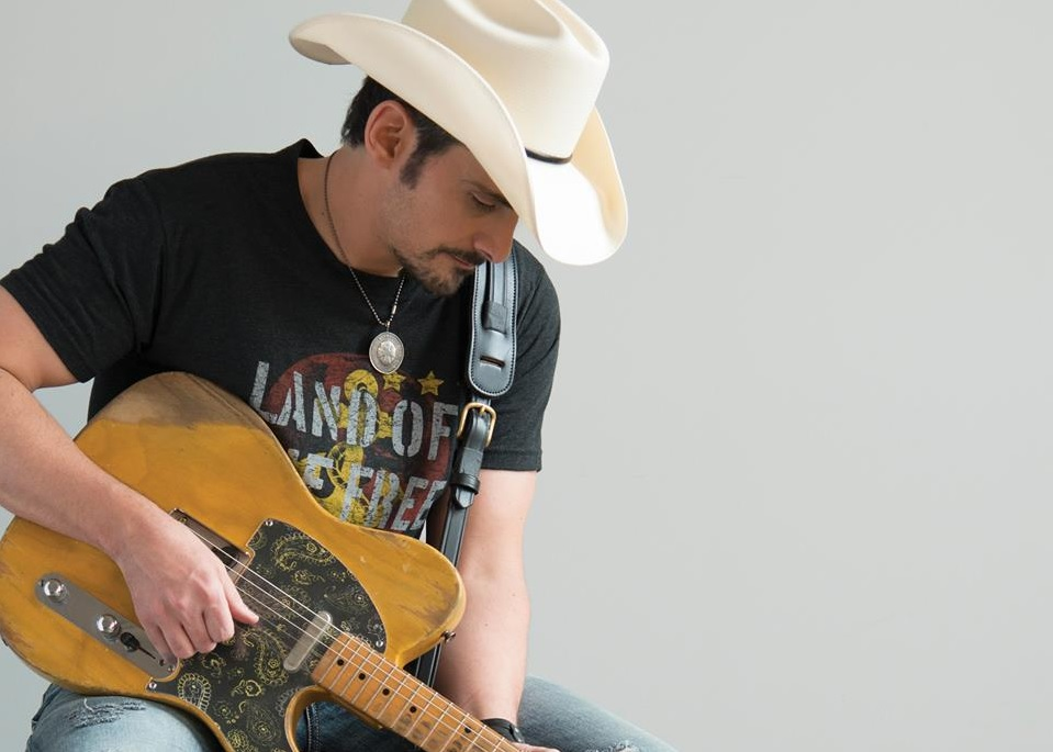 Brad Paisley Notches 24 No. 1 Hit with 'Today'