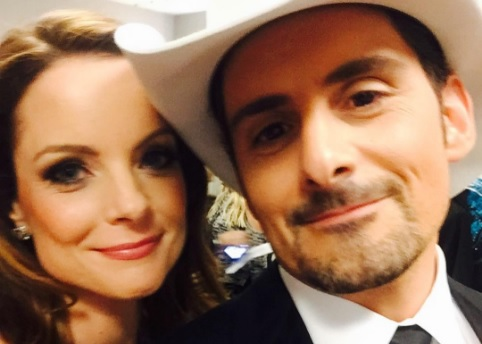 Brad Paisley Thanks Fans for Support Following the Death of Kimberly Williams-Paisley's Mother