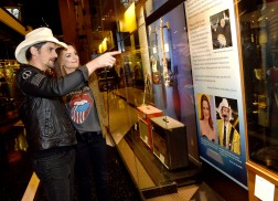Brad Paisley Revels in Nostalgia During Opening of Country Music Hall of Fame and Museum Exhibit