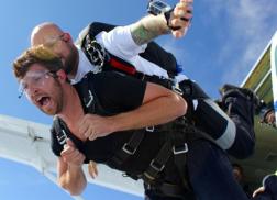 Throwback Thursday: Remember When Brett Eldredge Went Skydiving?