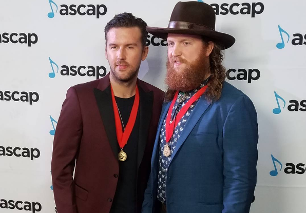 Brothers Osborne, Ashley Gorley Claim Top Honors at ASCAP Awards