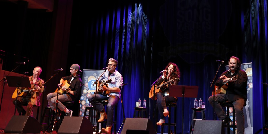 Don Schlitz, the Warren Brothers Share Stories Behind Their Hits at CMA Songwriters Series