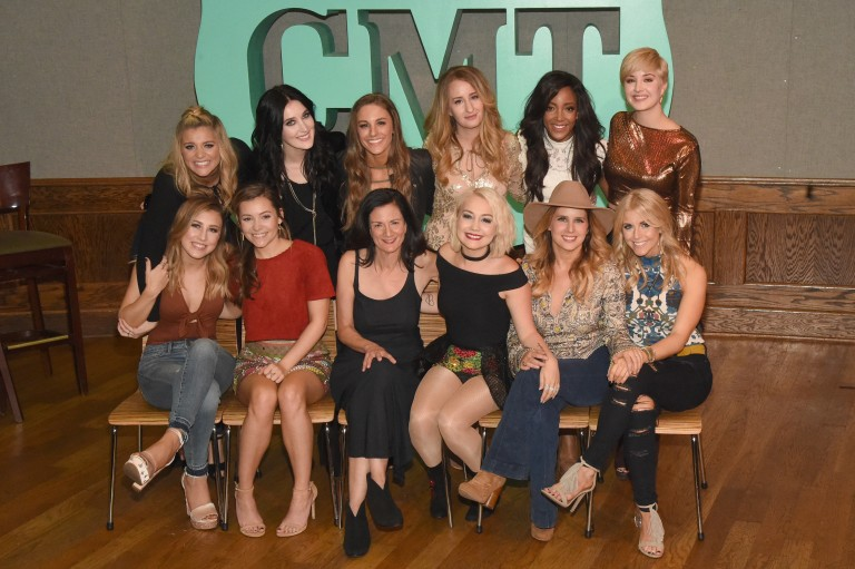 Rising Female Artists Shine at CMT Next Women of Country Showcase