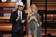 Brad Paisley and Carrie Underwood Return as Hosts for 52nd Annual CMA Awards