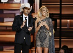Carrie Underwood Shares Her '40-Second' CMA Quick Change Secrets