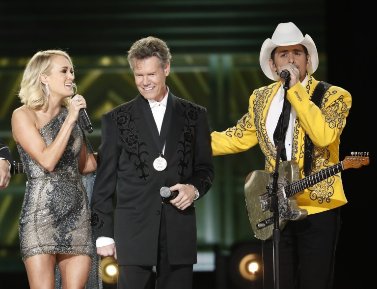 The Six Best Moments of the 50th Annual CMA Awards