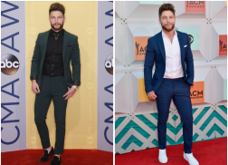 Chris Lane Spills His Fashion Secrets