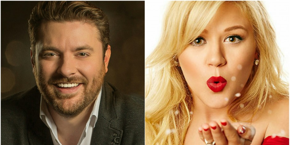 Chris Young Christmas.Chris Young Kelly Clarkson Join Cma Country Christmas