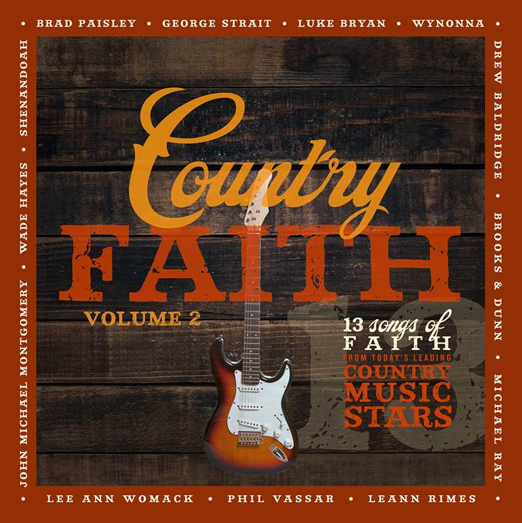 Country Faith, Cover art courtesy Aristo PR