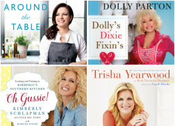 10 Cookbooks Penned by Country Stars That You Need To Own