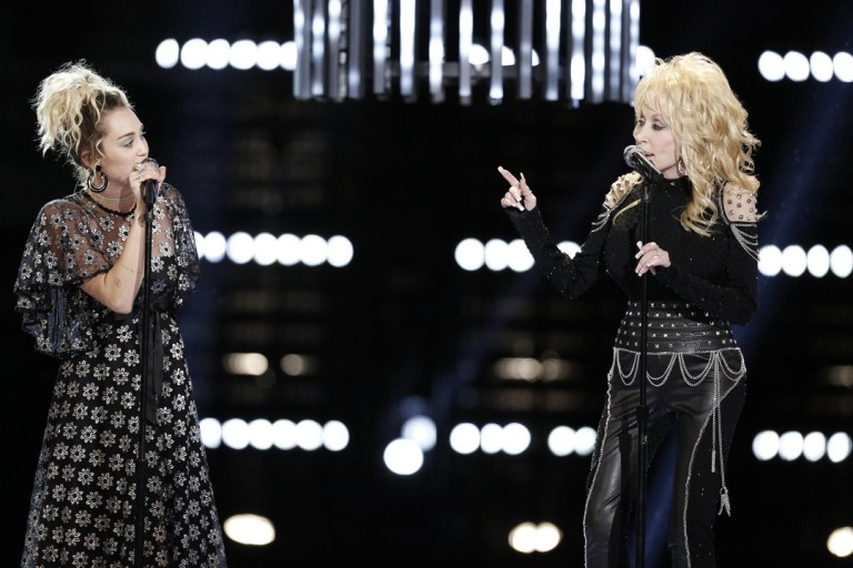 Miley Cyrus Describes Her Favorite Perk of Having Dolly Parton as a Godmother