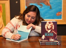 Author Erin Duvall Dishes on New Book, 'Country Music Hair'
