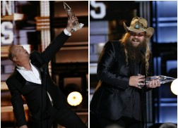 50th Annual CMA Awards – Winners