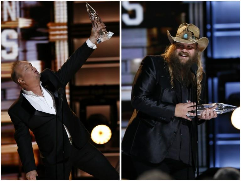 50th Annual CMA Awards – Winners