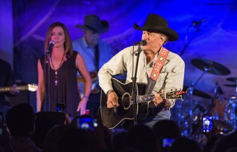 George Strait Returns to Gruene Hall After 34 Years