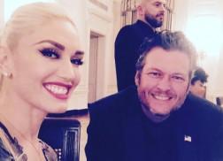 Gwen Stefani Thanks Blake Shelton for 'Kissing Her Back to Life'