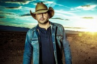 Jason Aldean Returns to the Studio to Begin Work on Eighth Studio Album
