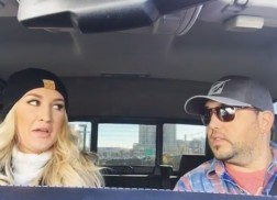 Jason Aldean Takes Driver's Seat for New Version of Carpool Karaoke