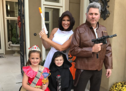Country Stars Get Into the Halloween Spirit