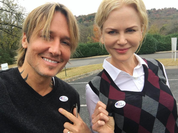 Country Stars Rock the Vote for the 2016 Presidential Election
