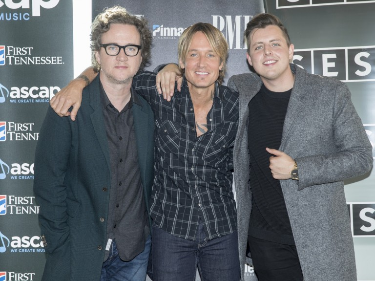 Keith Urban Celebrates 21st No. 1 Hit with 'Wasted Time'