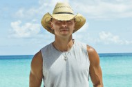 Kenny Chesney Loves Being a Tourist