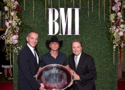 Kenny Chesney, Thomas Rhett Receive Top Honors at 2016 BMI Country Awards