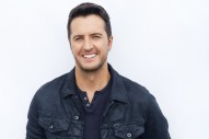 Luke Bryan Performs New Song, 'Like You Say You Do,' for VIP Crowd