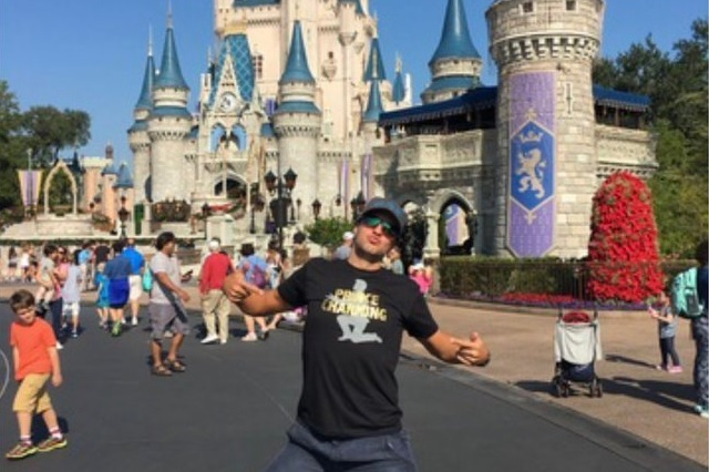 Luke Bryan And Family Have Magical Time At Walt Disney