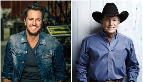 Luke Bryan, George Strait Featured on New 'Country Faith' Album