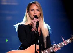 Miranda Lambert Celebrates Album Release with 'Tonight Show' Performance