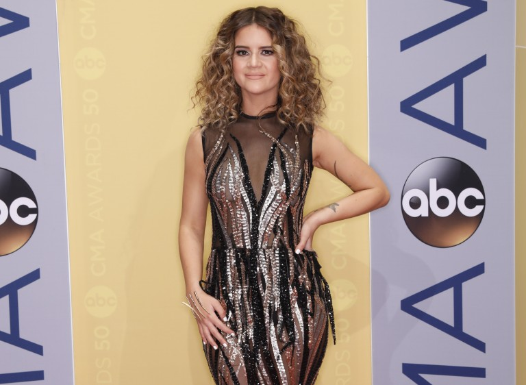 Maren Morris Named CMA New Artist of the Year