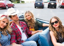Runaway June Channels 2002's 'Crossroads' in 'Lipstick' Music Video