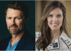 'American Sniper' Widow Taya Kyle Offers Advice on Finding Joy After Loss with Craig Morgan