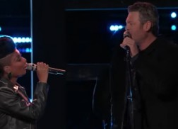 Blake Shelton and Team Blake Perform as 'The Voice' Reveals its Top 10