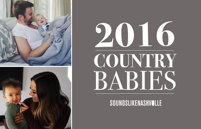 Year in Review: 2016's Country Babies