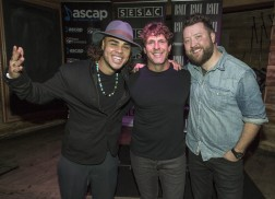 Billy Currington Celebrates 'It Don't Hurt Like It Used To' with Co-Writers