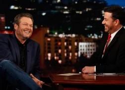 Blake Shelton Chats All Things 'Golden Girls,' Gwen Stefani and More on 'Jimmy Kimmel'