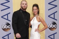 Brantley Gilbert and His Wife Are Expecting Their First Child Together